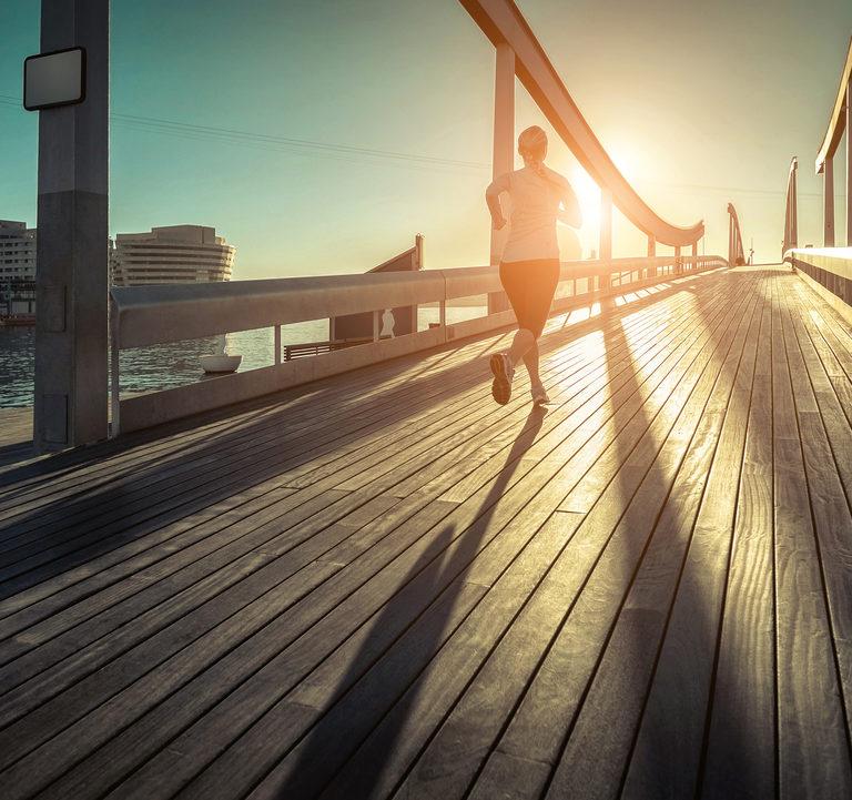 Hacer ejercicio, clave para un buen estado de ánimo