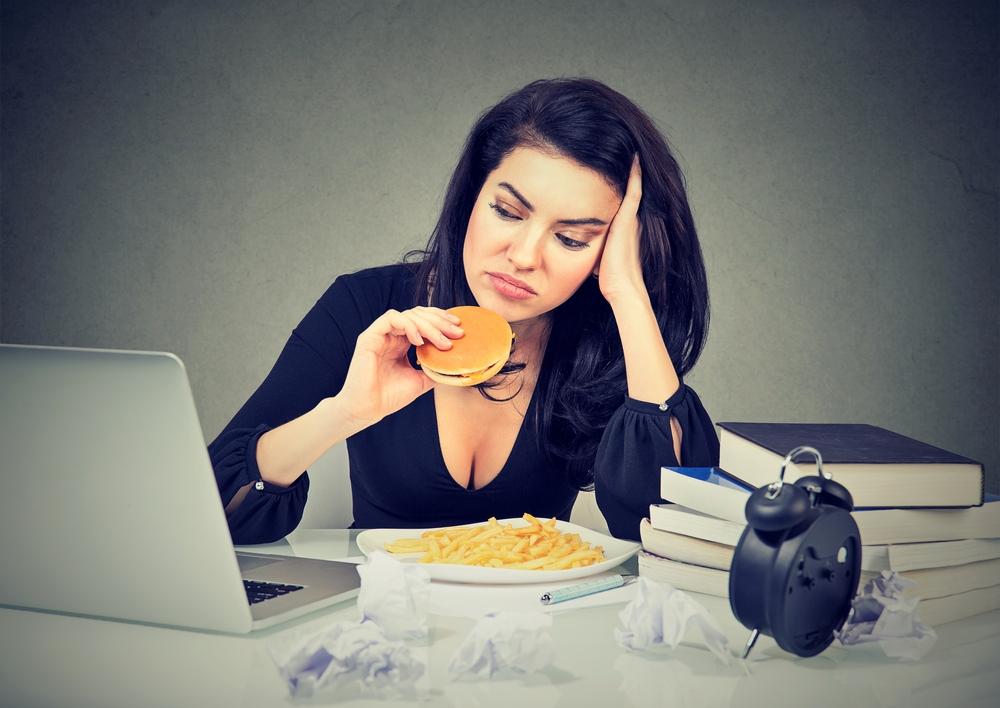 ¿Influye la alimentación en el estrés?
