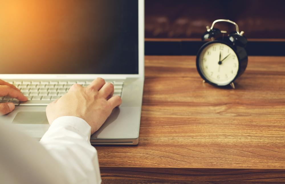 3 reglas para organizar tu tiempo en el trabajo