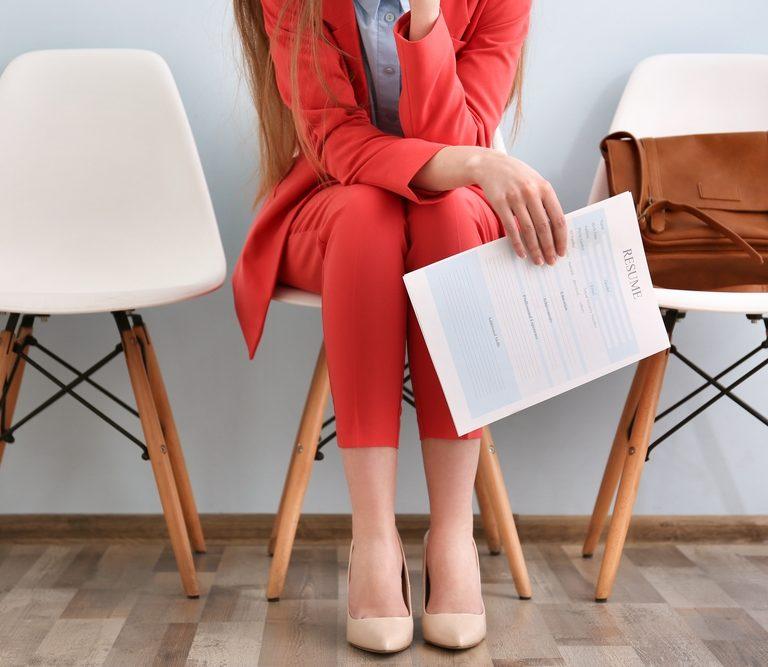Afrontar la ansiedad en una entrevista de trabajo