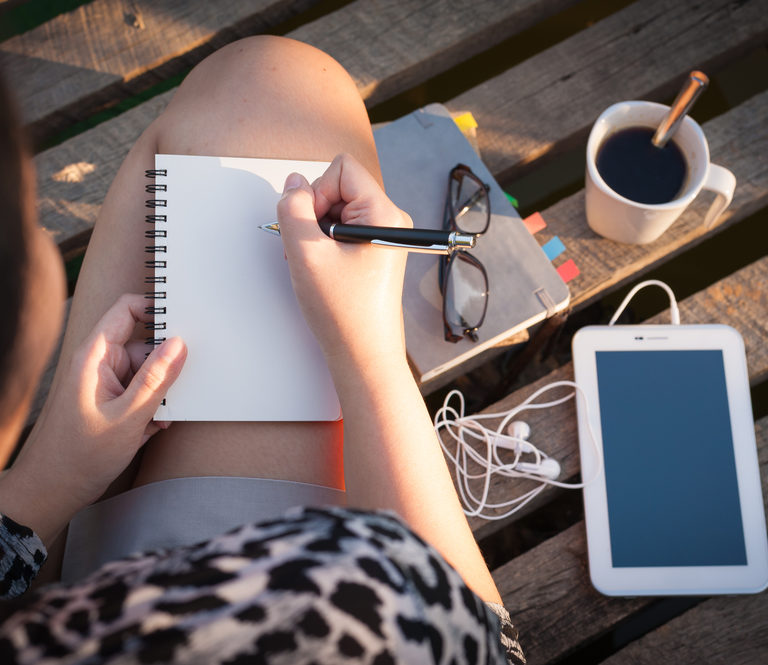 Beneficios de escribir un diario