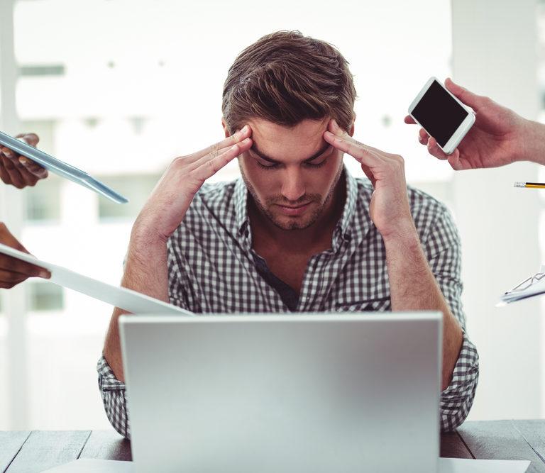 Cuatro factores del estrés