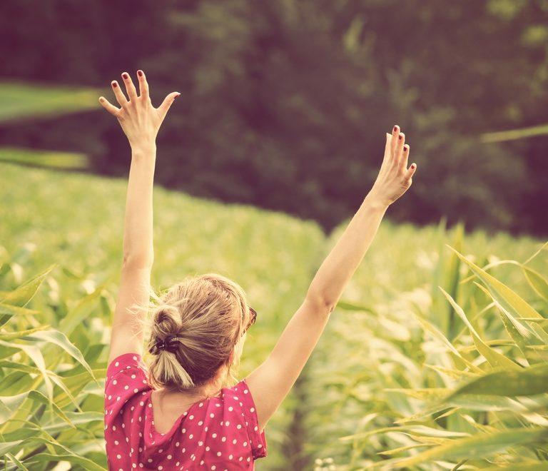 Lo que necesitas para ser feliz