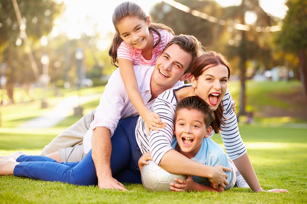La importancia de la felicidad en familia